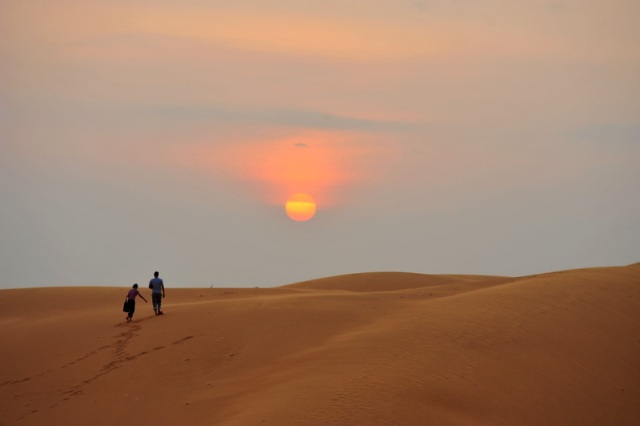 The best time to visit Doi Hong are on Sun Rise or Sun Set, when you can indulge with the beauty of the great nature here