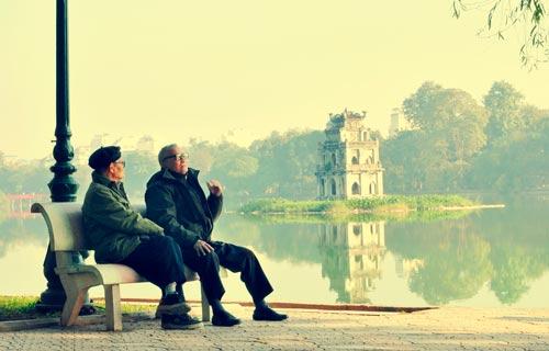 Four seasons in Hanoi - Vietnam Travel Information