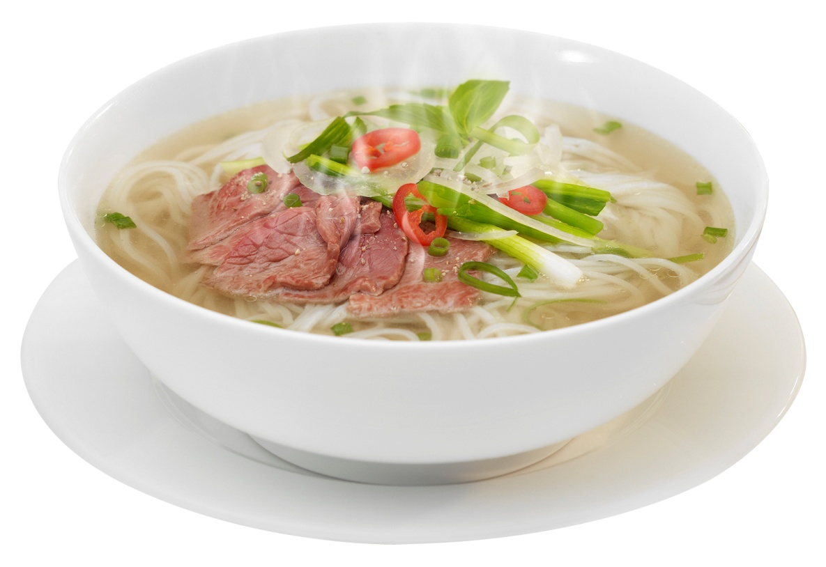 Pho (Vietnamese Rice Noodle)