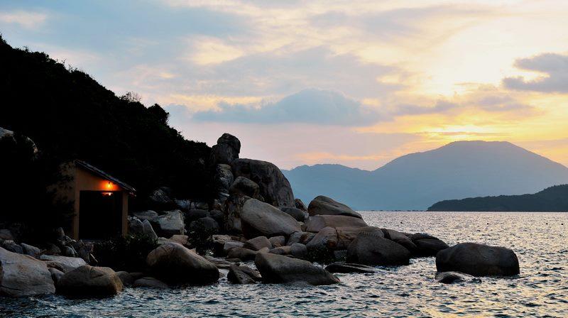 Whale Island Rresort, Van Phong Bay