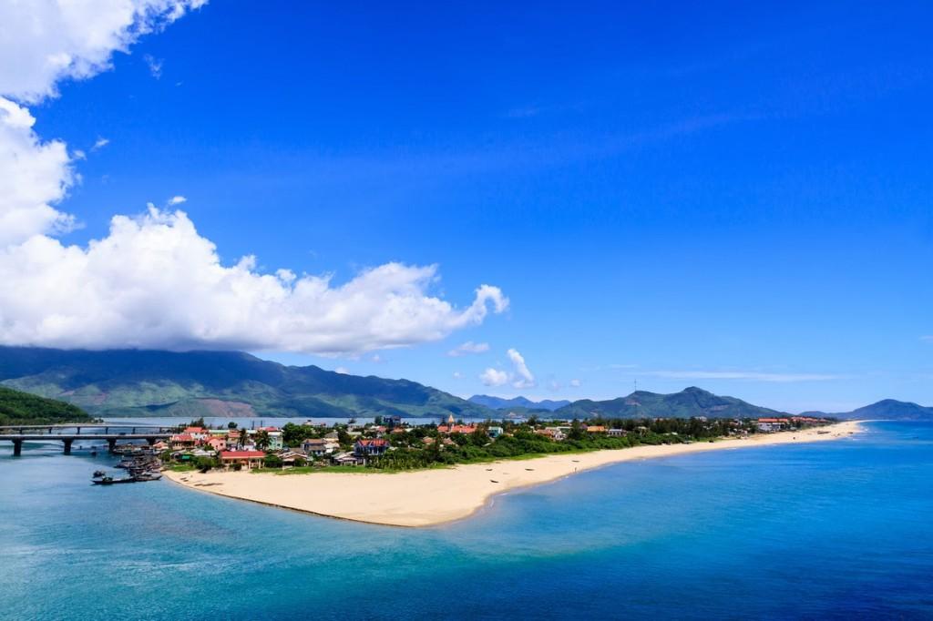 Lang Co Bay, Vietnam