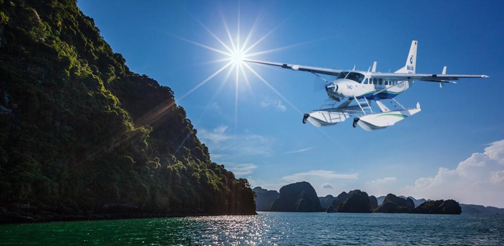 Vietnam seaplanes