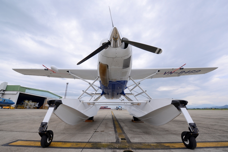 Seaplane Saigon Phan Thiet