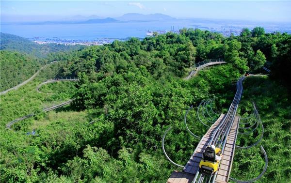 Binh Minh Cable Car Resort Vung Tau