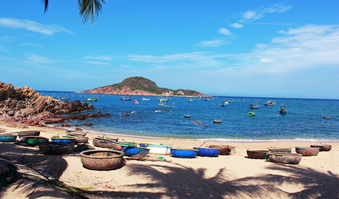Bai Xep in Vietnam is in the list of 16 interesting destinations in Asia