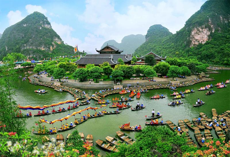 Trang An Scenic Landscape Complex