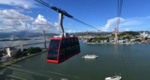 sunworld halong queen cable car