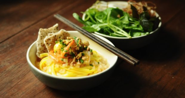 Quang Noodle – One of Hoi An specialty foods