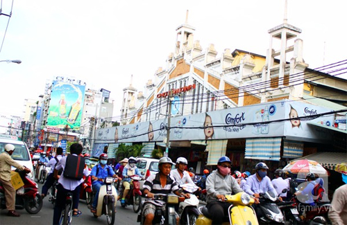 Tan Dinh Market – The Great Place to Shop in Saigon