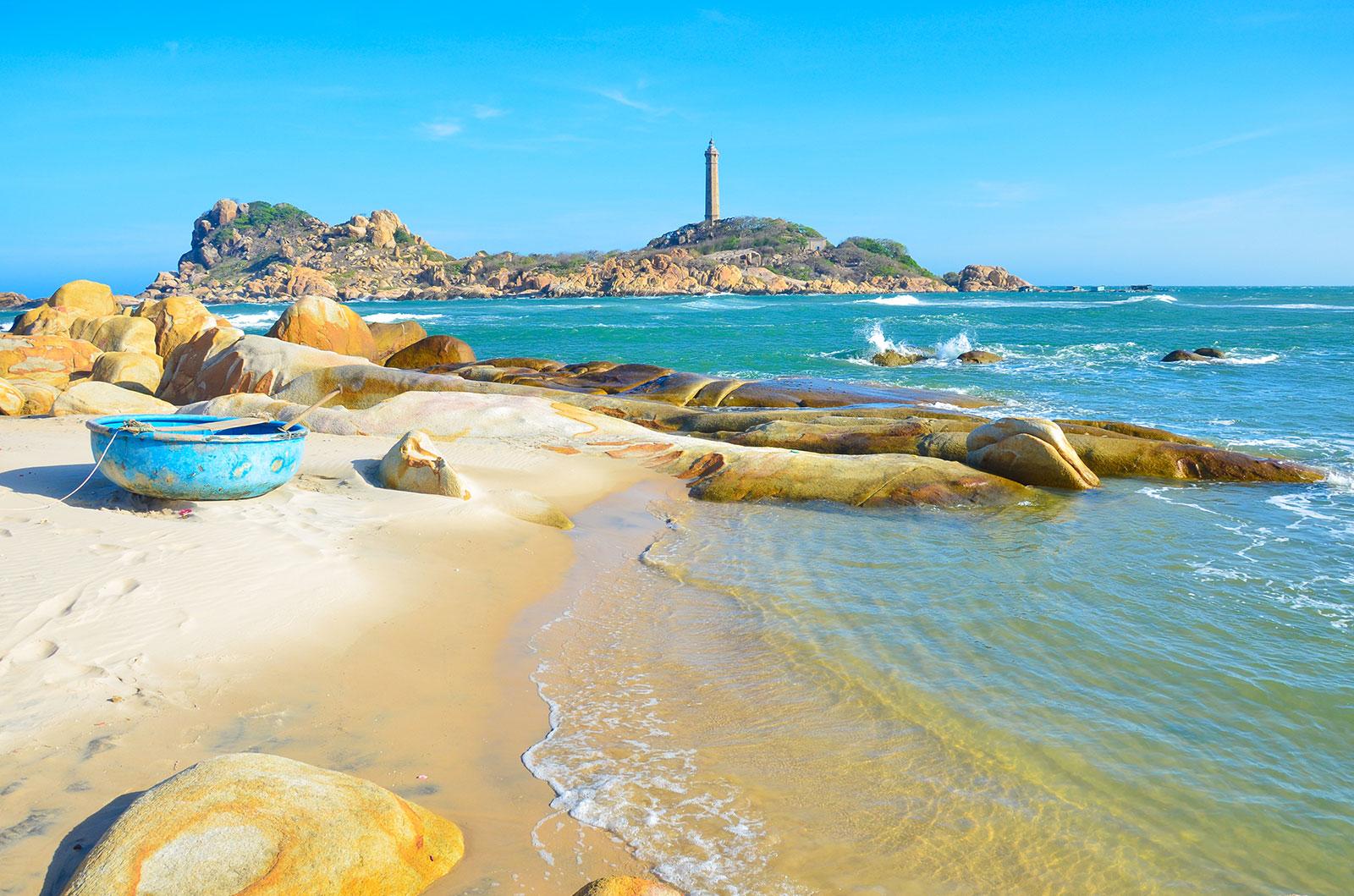 Ke Ga Cape in Phan Thiet Vietnam