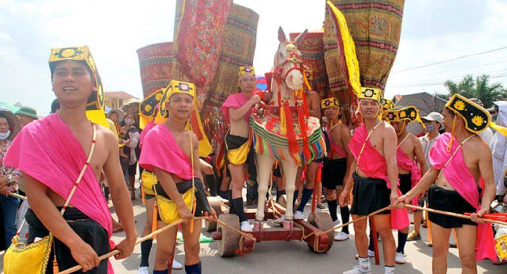 Giong Festival in Hanoi
