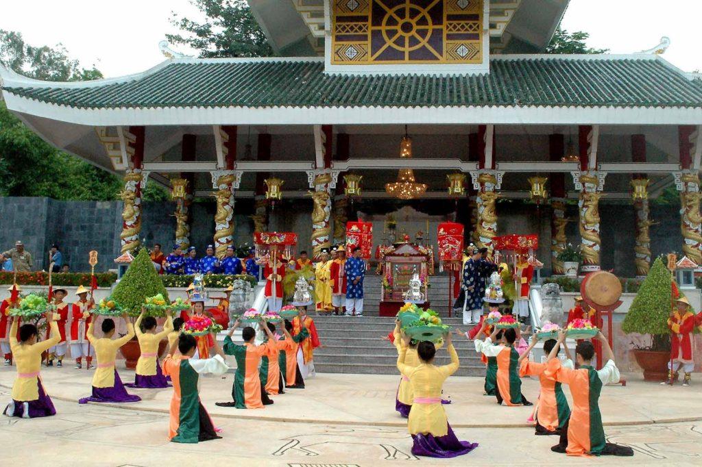 Ba Chua Xu Festival in An Giang Province