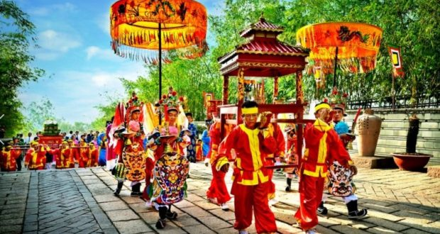 Hung King's Temple Festival
