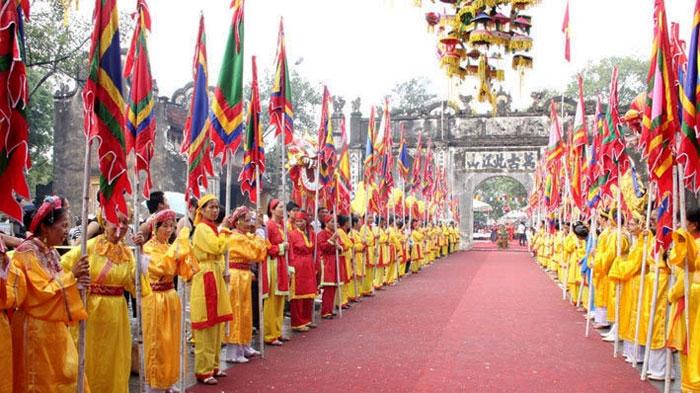 Kiep Bac Festival in Hai Duong Province