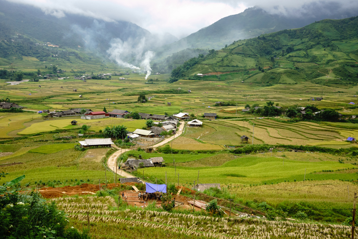 Khau Pha Pass - The most well-known paragliding destination in Vietnam