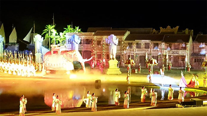 The Must-see Hoi An Memories Scenery Show