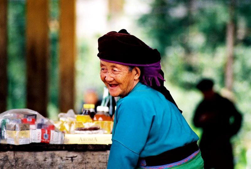 Nung People in Dong Van, Ha Giang Province