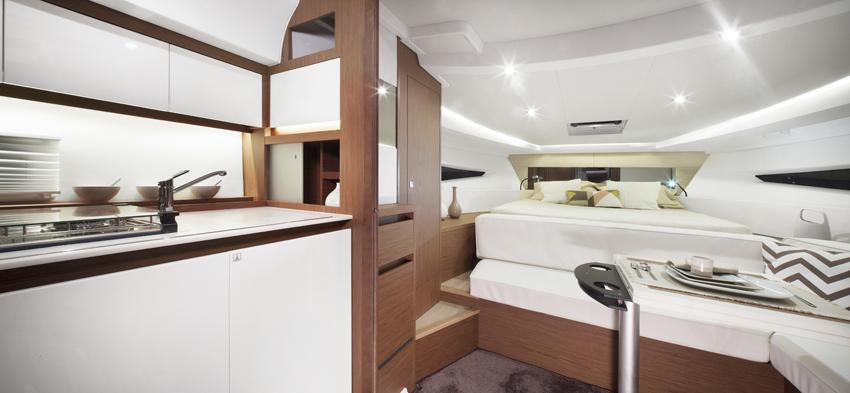 Yacht Halong Bay (Leader 36 Interior)