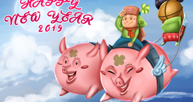 Year of the Pig 2019 and the Zodiac to Know