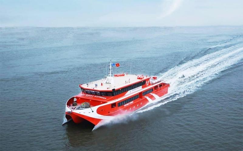 Vung Tau - Con Dao Express 36 Speedboat