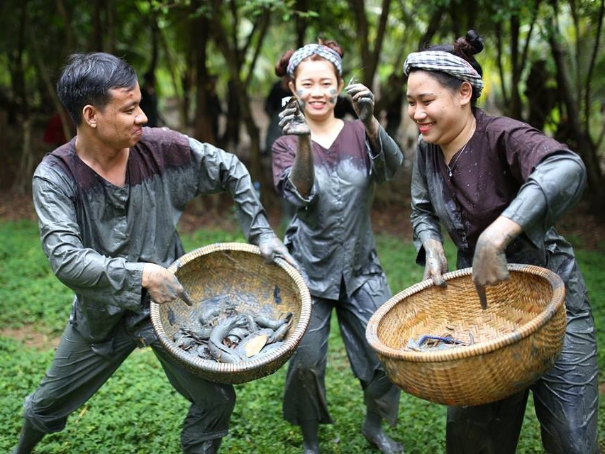 Lan Vuong ecotourism site